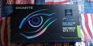 GIGABYTE GTX 770 OC 2GB WINDFORCE