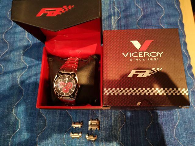 91b7d805842d Reloj viceroy Fernando Alonso sumergible de segunda mano por 150 ...