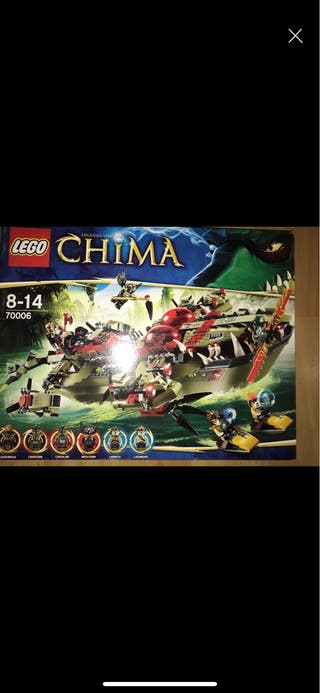 LEGO legends of Chima 70006