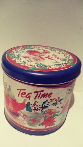 BOTE DE LATA TEA TIME