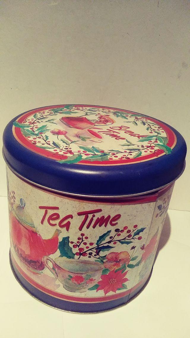 BOTE DE LATA TEA TIME