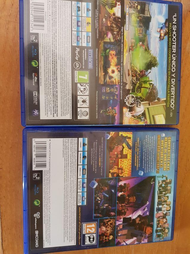 Juegos Para Ps4 Playstation 4 De Segunda Mano Por 20 En Las
