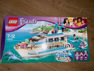 LEGO friends cruise boat 41015