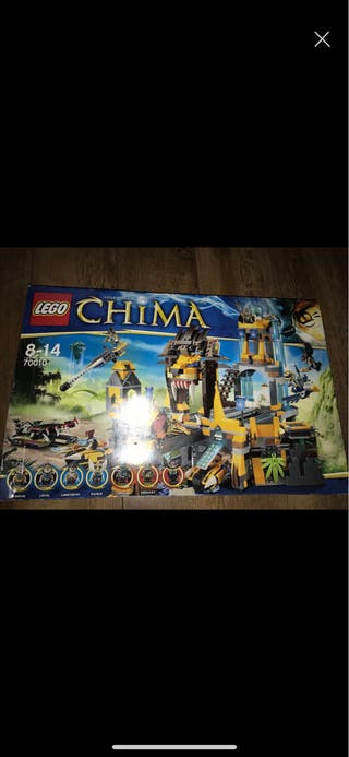 LEGO legends of Chima 70010