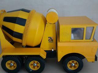 Camion hormigonera Super Sanson de Rico