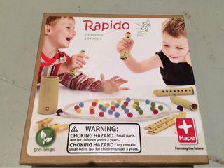 Juego infantil RAPIDO