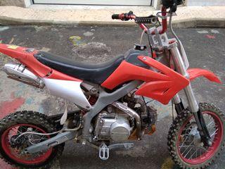 Dirtbike 125 4 tiempos