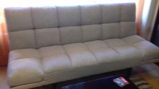 Sofá cama viscoelastico