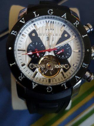 0c118f089c48a Reloj Bulgari de segunda mano en la provincia de Barcelona en WALLAPOP