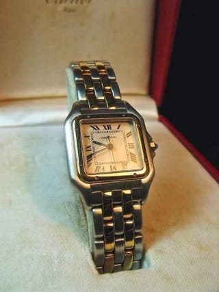 Reloj Cartier Panthere ORO original