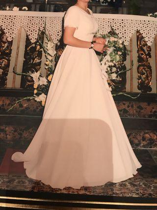 vestido boda de segunda mano en la provincia de pontevedra en wallapop