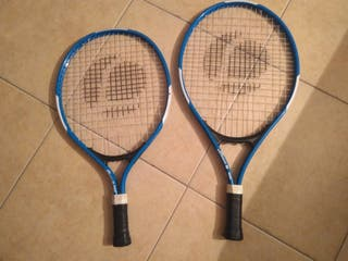 raquetas tenis niño, juvenil
