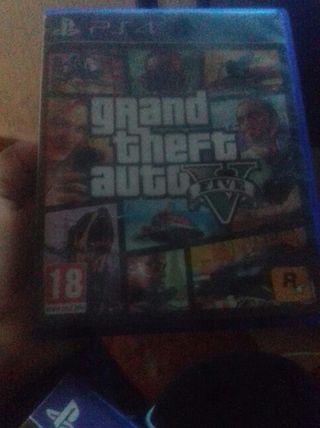 Playstation 4 Gta V De Segunda Mano En La Provincia De Cadiz En Wallapop