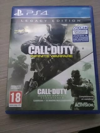 Call of Duty Infinite Warfare/ Call of Duty MW
