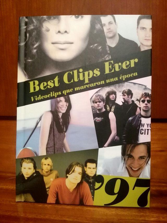 Libro + Cd 'Best Clips Ever' Regalo