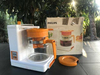Cafetera vintage Philips HD 5136