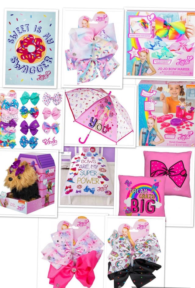 Official JoJo Siwa Products from £9.99