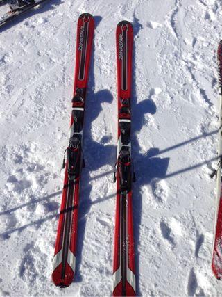Esquis + Botas esqui