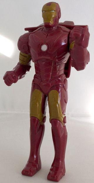 Iron Man_El hombre de hierro