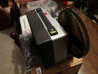 Proyector super8 dualux 1000 Sankyo