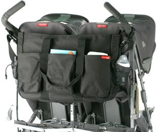 Bolsa de paseo con cambiador SkipHop Duo