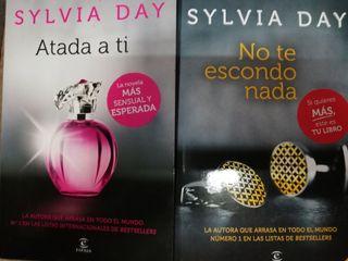 Novelas Silvia Day