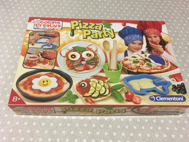 Juego De Cocina Pizza Party De Segunda Mano Por 8 En Vitoria
