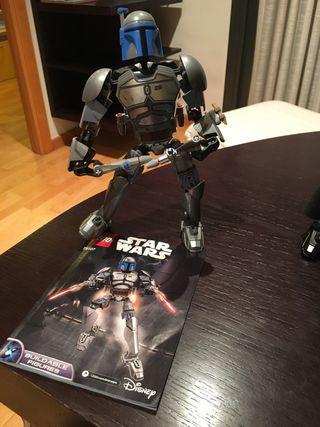 Figura star wars Lego