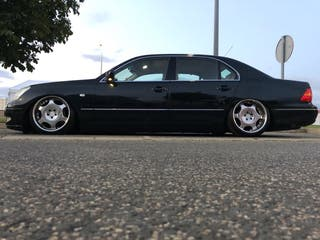 Lexus LS 2003 modificado