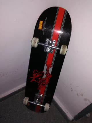 Skateboard de Spiderman