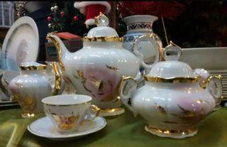#café #Porcelana #Vintage