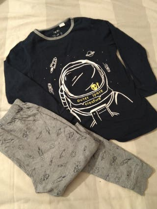 Pijama niño de Zara