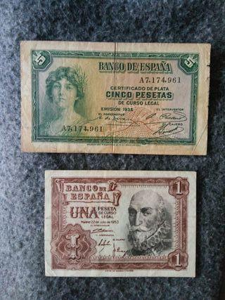 3 Billetes
