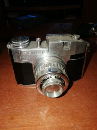 cámara italiana COMET CMF