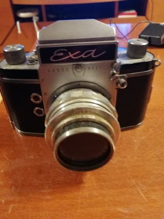 cámara Exa 1968