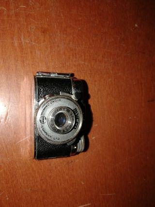 micro cámara años 70