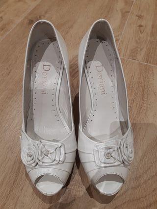 Zapatos de Novia. Número 37