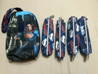 Neceser Batman-Superman (ARTÍCULO NUEVO)