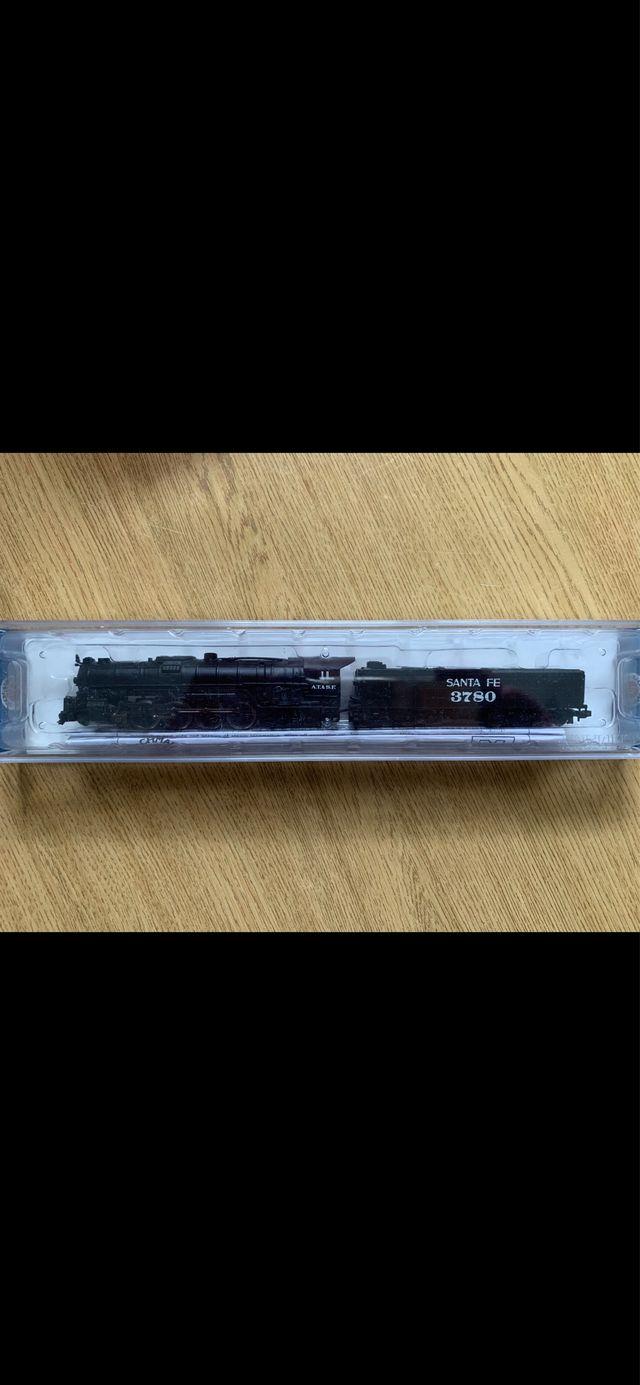 Modelismo trenes