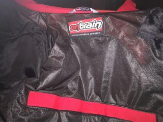 jaqueta de moto per nena/noia