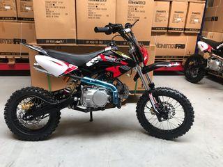 MonsterPRO crx 125cc pit bike