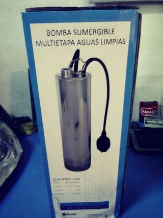 bomba sumergible