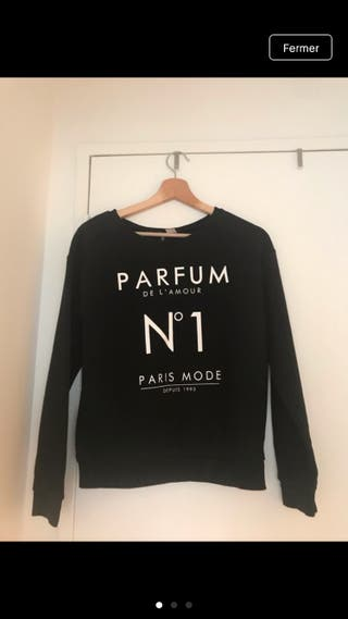 Sweat H&M Divided femme taille S