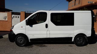 renault trafic 1.9 dci 80 caballos 2004