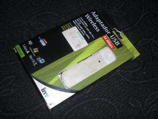 Adaptador Usb Wireless 54 mbps I-W541USB INVES