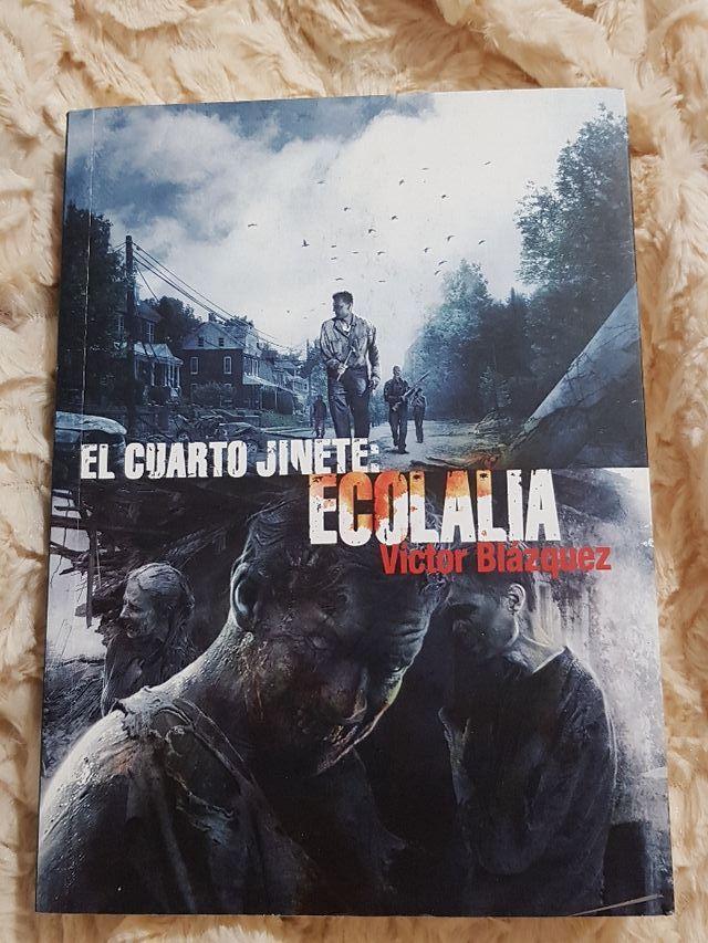 El cuarto jinete: Ecolalia de segunda mano por 8 € en Mollet del ...