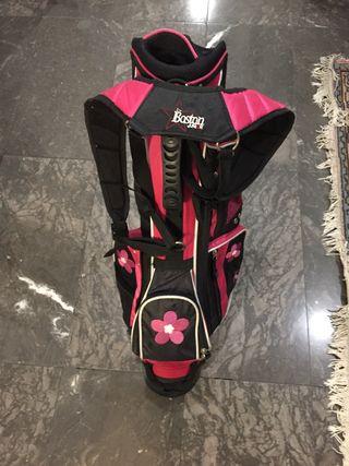 Bolsa palos golf Boston (niños)