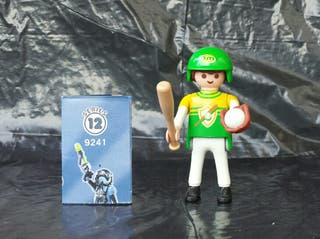 Playmobil serie 12 jugador basebol