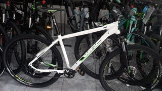 bici de montaña conor wrc: modelo 2018, monoplato