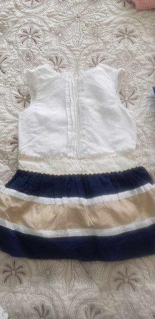 vestido mayoral